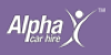 Alpha Car Hire logo