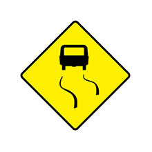Ireland_Traffic_Sign_Slippery_Road_Ahead