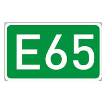 Greece_Traffic_Sign_E_Road_Numbering