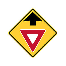 United_States_of_ America_Traffic_Sign_Yield_Ahead