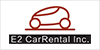 E2 Car rental logo