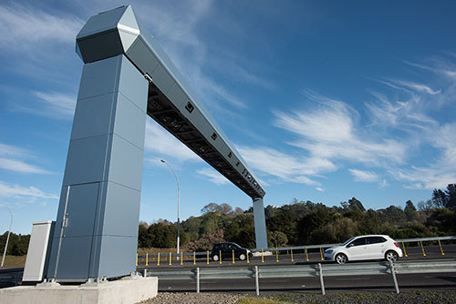 New Zealand Toll Road