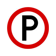 Ireland_Traffic_Sign_Parking_Permitted