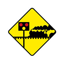 Ireland_Traffic_Sign_Level_Crossing_with_Lights_and_Barriers