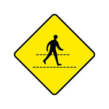 Ireland_Traffic_Sign_Pedestrian_Crossing_Ahead
