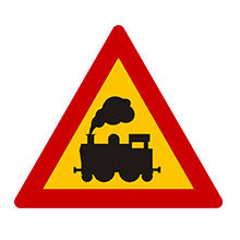 Greece_Traffic_Sign_Level_Crossing_Without_Gates