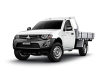Mitsubishi Triton single Cab