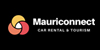 MAURICONNECT CAR RENTAL logo