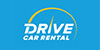 DRIVE CAR RENTAL logo