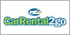 CAR RENTAL 2 GO logo