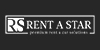 RENT A STAR logo